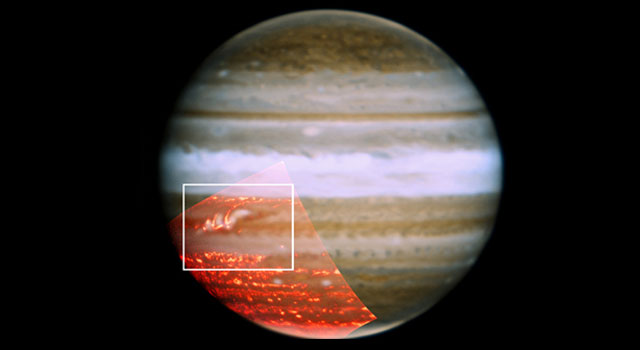Jupiter is getting back its lost belt